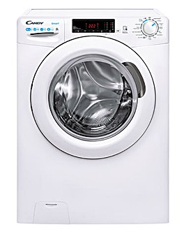 Candy CSW4106TE/1-80 10+6kg Free Standing Washer Dryer White