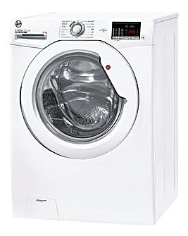 Hoover H3W4102DE/1-80 10kg Free Standing Washing Machine White