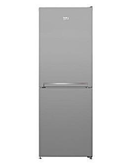 Beko CFG3552S Frost Free Fridge Freezer - Silver