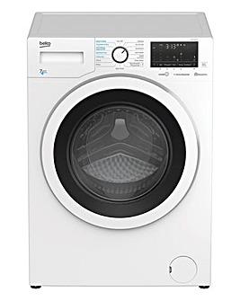 Beko 7.0 kg Washer Dryer WHITE WDER7440421W