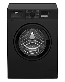 Beko 7.0 kg Washing Machine BLACK WTL74051B