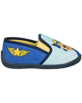 Paw Patrol Chase Slip On Slipper