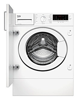 Beko 7.0 kg Washing Machine INTEGRATED WTIK72111