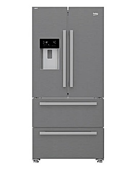Beko American Style STAINLESS STEEL GNE360520DX