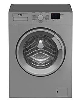 Beko 6kg 1400rpm Washing Machine SILVER WTL64051S