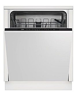 Beko 4 Temperature Dishwasher INTEGRATED DIN15321