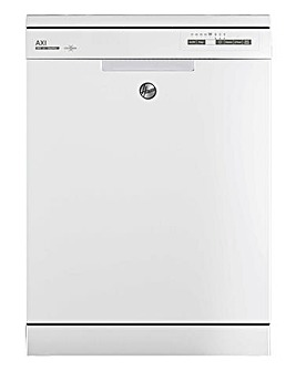 Hoover HDPN 1L360OW 13 Place Settings Free Standing Dishwasher White + INSTALL
