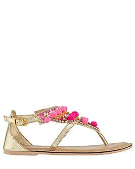 Accessorize Little Senorita Sandals