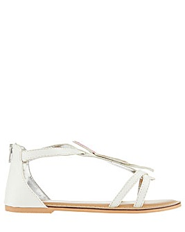 Monsoon Freya Flamingo Strappy Sandal