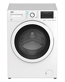 Beko Washer Dryer WDER7440421W +INSTALL