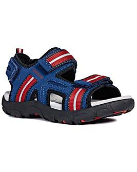 Geox Junior Strada F Fit Sandals