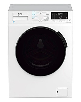 Beko Washer Dryer WDL742431W +INSTALL