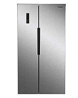 Candy CHSBSV5172XKN Stainless Steel American Fridge Freezer + INSTALLATION