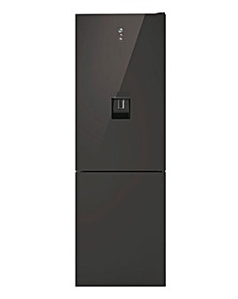 Hoover HFDG6182MANWDN Graphite Fridge Freezer