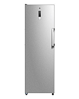Hoover HFF1862KM/N Stainless Steel Tall Freezer
