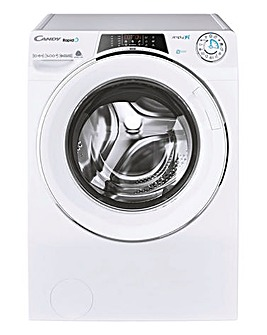 Candy ROW41066DWMCE-80 10+6kg Free Standing Washer Dryer White