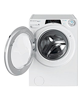 Candy ROW4956DWMCE-80 9+5kg Free Standing Washer Dryer White