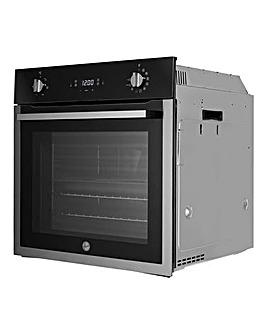 Hoover HOC3UB3158BI WF Black & Stainless Steel 60cm Oven