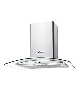 Candy CGM64/1X 60cm Chimney Hood Stainless Steel
