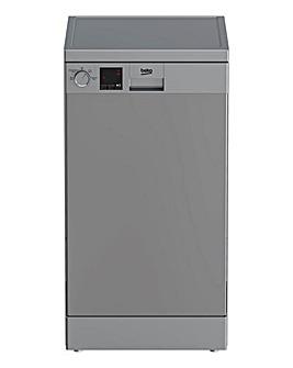 Beko 4 Temperature Dishwasher DVS04020S