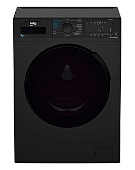 Beko 7kg Washer Dryer BLACK WDL742431B