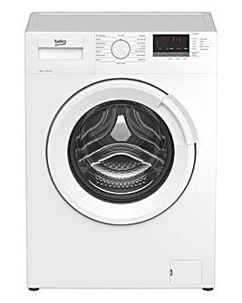 Beko 8kg Washing Machine WHITE WTL84151W