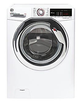 Hoover H3WS495TACE/1-80 9kg Free Standing Washing Machine White
