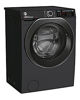 Hoover HW610AMBCB/1-80 10kg Free Standing Washing Machine Black