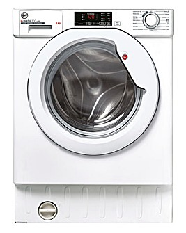 Hoover HBWS 48D1E 8kg Washing Machine White + INSTALLATION