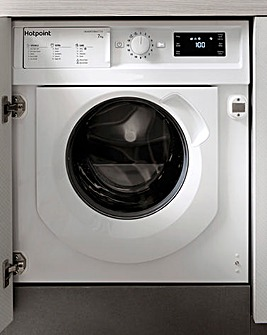 HOTPOINT BIWMHG71483UKN 7kg 1400rpm Integrated Washing Machine + INSTALLATION