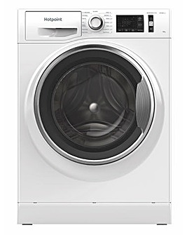 HOTPOINT NM111044WCAUKN 10kg Washing Machine WHITE