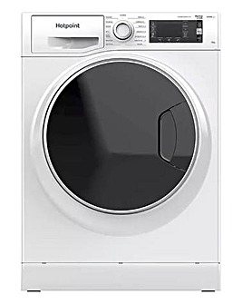 HOTPOINT NLLCD1044WDAWUK 10kg Washing Machine BLACK + INSTALLATION