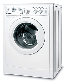 INDESIT IWC71252WUKN 7kg Ecotime Washing Machine WHITE