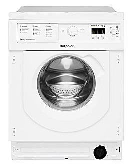 HOTPOINT BIWDHG75148UKN 7+5kg 1400rpm Integrated Washer Dryer + INSTALLATION