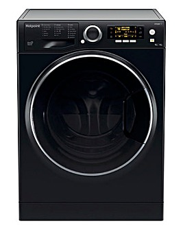 HOTPOINT RD966JKDUKN 9+6KG 1600 Spin Washer Dryer BLACK + INSTALLATION
