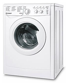 INDESIT IWDC65125UKN 6+5kg 1200rpm Washer Dryer