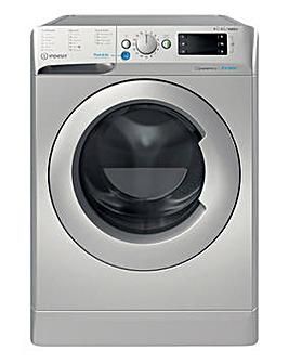 Indesit BDE861483XSUKN 8+6kg 1400rpm Washer Dryer - Silver