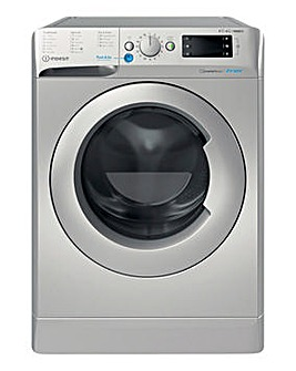 Indesit BDE861483XSUKN 8+6kg 1400rpm Washer Dryer - Silver + INSTALLATION