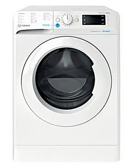 Indesit BDE1071682XWUKN 10+7kg 1600rpm Washer Dryer - White + INSTALLATION