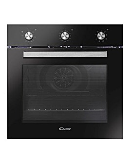 Candy FCP602N/E Black 60cm Oven