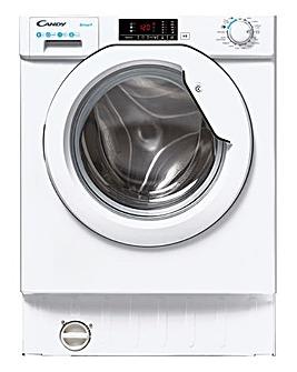 Candy CBW 48D1E 8kg Washing Machine White