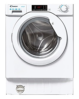 Candy CBW 49D1E 9kg Washing Machine White