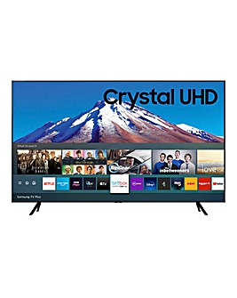 "Samsung UE55TU7020KXXU 55"" Ultra HD Crystal View HDR Smart TV"