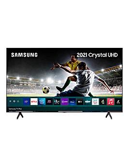 "Samsung UE55TU7020KXXU 55"" Ultra HD Crystal View HDR Smart TV"