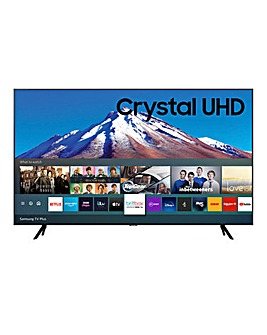 "Samsung UE50TU7020KXXU 50"" Ultra HD Crystal View HDR Smart TV"