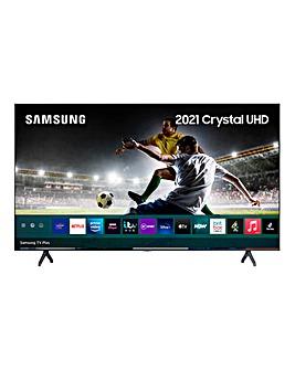 "Samsung UE50TU7020KXXU 50"" Ultra HD Crystal View HDR Smart TV"