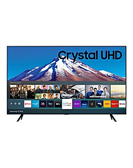 "Samsung UE43TU7020KXXU 43"" Ultra HD Crystal View HDR Smart TV"
