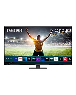 """Samsung QE65Q80AATXXU 65"""" QLED QHDR 1500 4K Smart TV"""