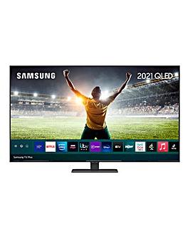 """Samsung QE55Q80AATXXU 55"""" QLED HDR 4K Smart TV"""