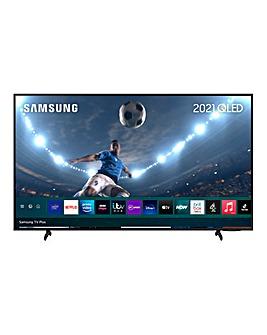 "Samsung QE75Q60AAUXXU 75"" QLED QHDR 4K Smart TV"